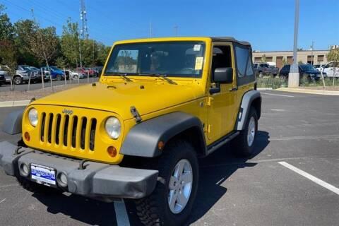 2008 Jeep Wrangler for sale at CarXpress in Fredericksburg VA