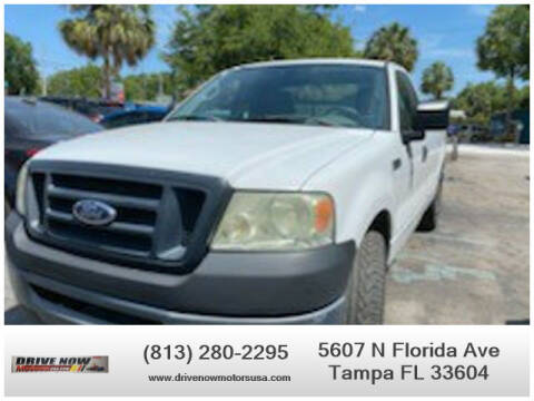 2008 Ford F-150 for sale at Drive Now Motors USA in Tampa FL