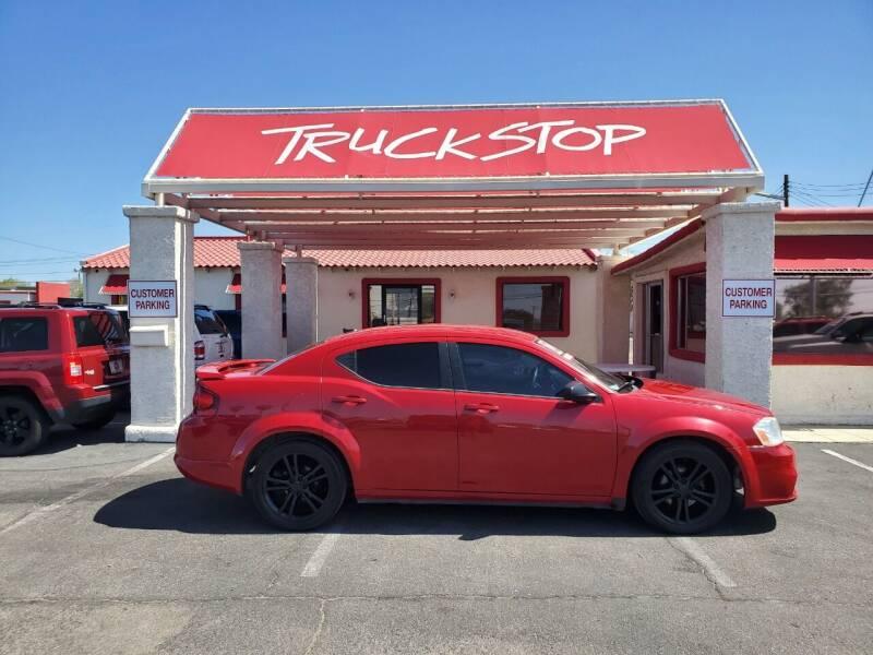 2012 Dodge Avenger for sale at TRUCK STOP INC in Tucson AZ