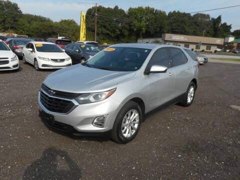 2018 Chevrolet Equinox for sale at Auto Center Elite Vehicles LLC in Spartanburg SC
