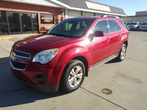 2012 Chevrolet Equinox for sale at Eden's Auto Sales in Valley Center KS