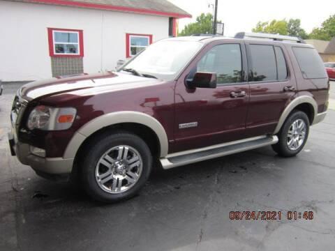 2007 Ford Explorer for sale at Bitner Motors in Pittsburg KS