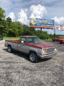1978 Dodge D150 for sale at Fair & Friendly Car & Truck Sales in Foristell MO