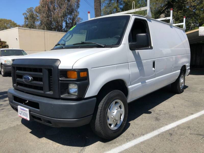 2012 Ford E-Series Cargo for sale at Martinez Truck and Auto Sales in Martinez CA