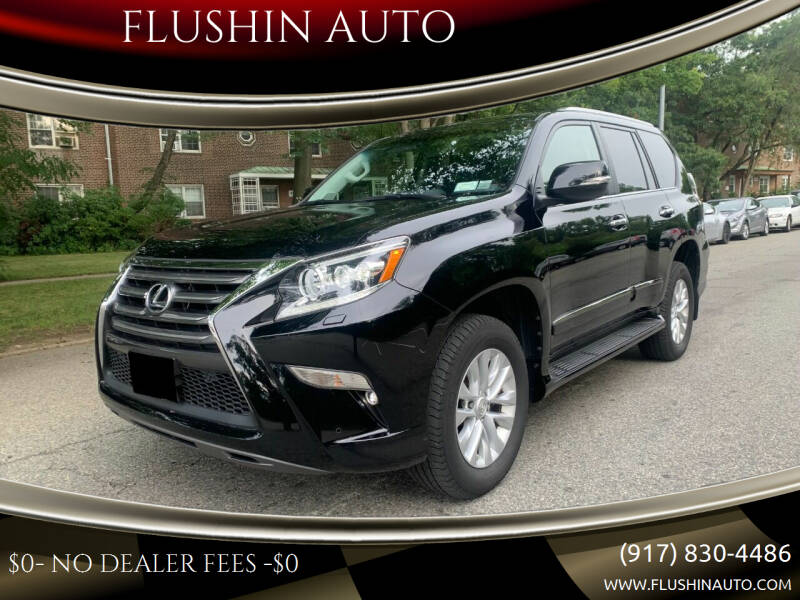 2019 Lexus GX 460 for sale at FLUSHIN AUTO in Flushing NY