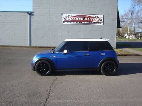 2005 MINI Cooper for sale at Motion Autos in Longview WA