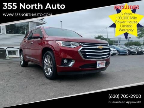 2018 Chevrolet Traverse for sale at 355 North Auto in Lombard IL