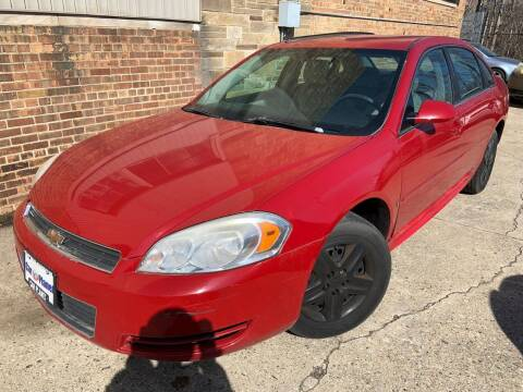 2007 Chevrolet Impala for sale at Car Planet Inc. in Milwaukee WI