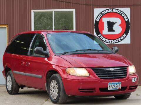 2007 Chrysler Town and Country for sale at Big Man Motors in Farmington MN