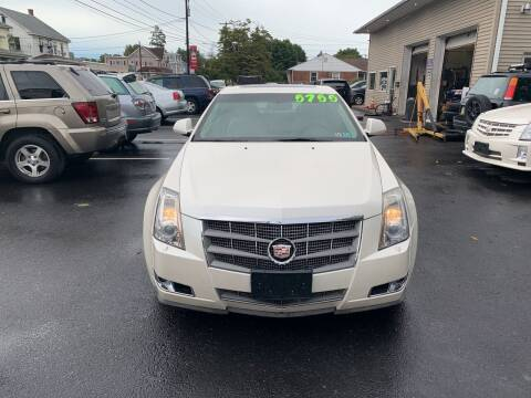 2008 Cadillac CTS for sale at Roy's Auto Sales in Harrisburg PA