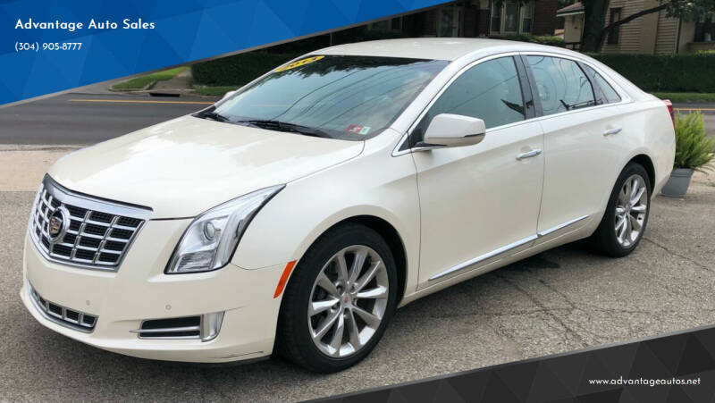 2013 Cadillac XTS for sale at Advantage Auto Sales in Wheeling WV