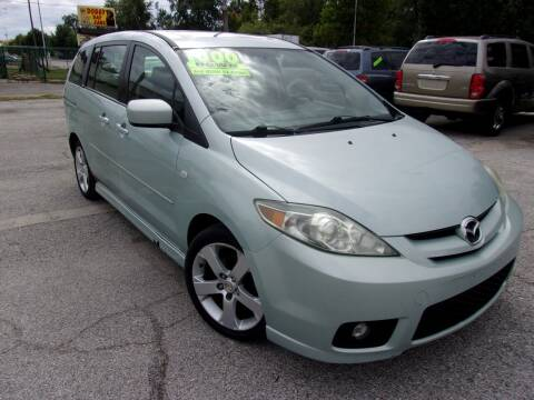 2006 Mazda MAZDA5 for sale at Car Credit Auto Sales in Terre Haute IN