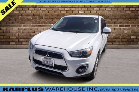 2014 Mitsubishi Outlander Sport for sale at Karplus Warehouse in Pacoima CA