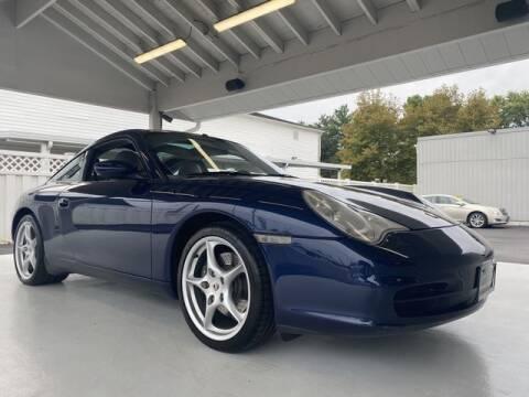 2002 Porsche 911 for sale at Pasadena Preowned in Pasadena MD