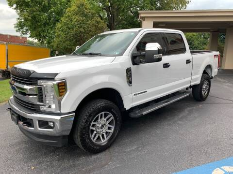 2019 Ford F-250 Super Duty for sale at On The Circuit Cars & Trucks in York PA