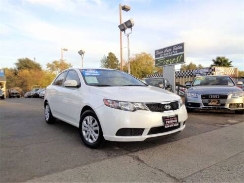 2012 Kia Forte for sale at Save Auto Sales in Sacramento CA