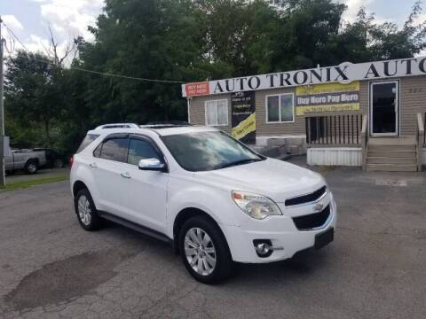 2010 Chevrolet Equinox for sale at Auto Tronix in Lexington KY