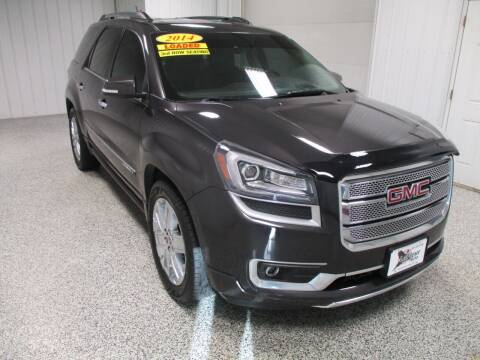2014 GMC Acadia for sale at LaFleur Auto Sales in North Sioux City SD