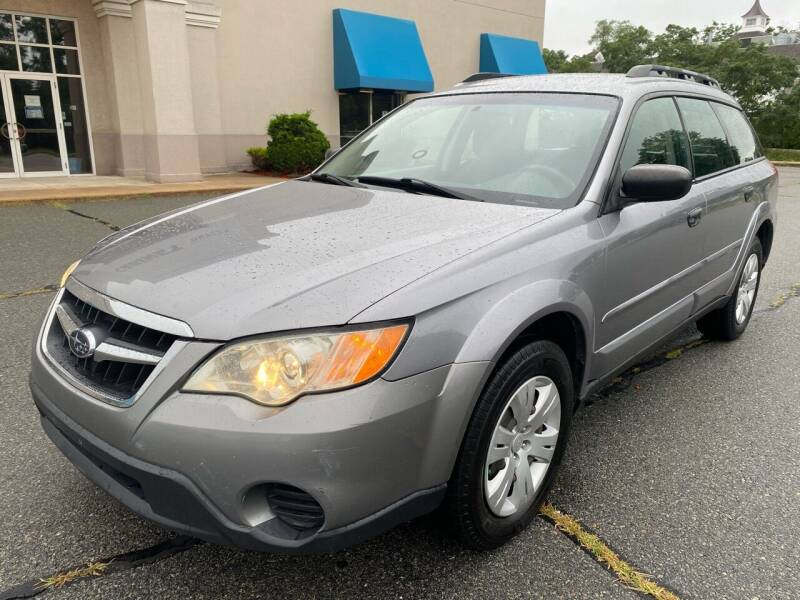 2008 Subaru Outback for sale at Kostyas Auto Sales Inc in Swansea MA