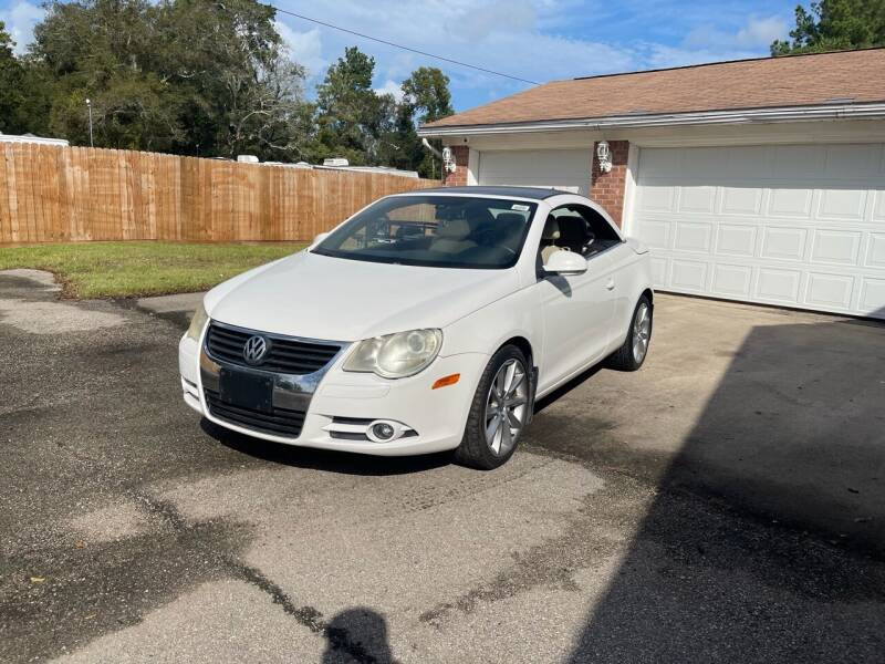 2007 Volkswagen Eos for sale at MG Autohaus in New Caney TX