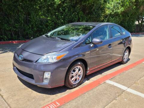 2010 Toyota Prius for sale at DFW Autohaus in Dallas TX