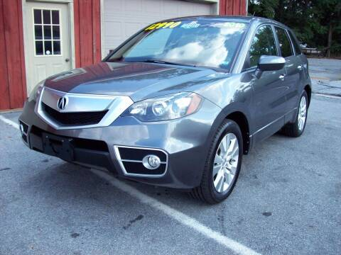 2010 Acura RDX for sale at Clift Auto Sales in Annville PA