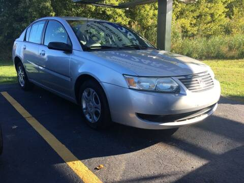 2005 Saturn Ion for sale at US 30 Motors in Merrillville IN