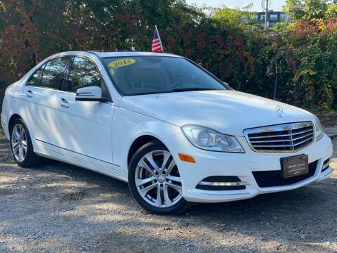 2013 Mercedes-Benz C-Class for sale at Best Cars Auto Sales in Everett MA