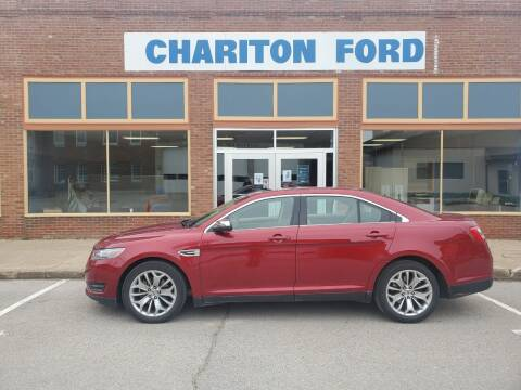 2013 Ford Taurus for sale at Chariton Ford in Chariton IA