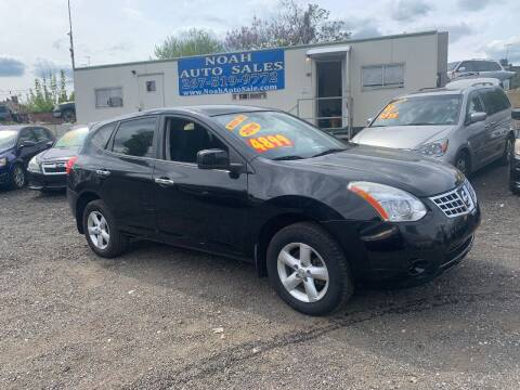 2010 Nissan Rogue for sale at Noah Auto Sales in Philadelphia PA