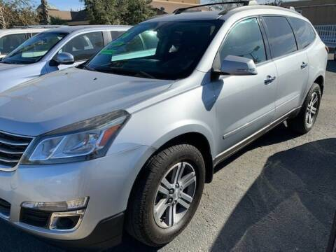 2016 Chevrolet Traverse for sale at Contra Costa Auto Sales in Oakley CA