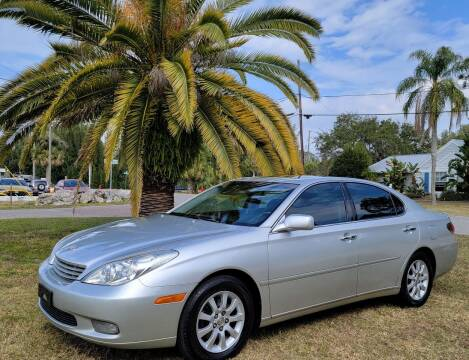 "2002 Lexus ES 300 for sale at WHEELS ""R"" US 2017 LLC in Hudson FL"