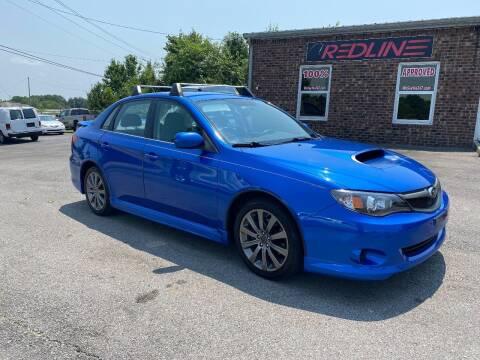 2010 Subaru Impreza for sale at Redline Motorplex,LLC in Gallatin TN