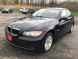 2007 BMW 3 Series for sale at FUSION AUTO SALES in Spencerport NY