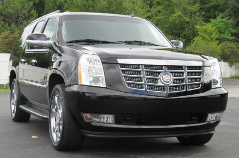 2013 Cadillac Escalade ESV for sale at Car Culture in Warren OH