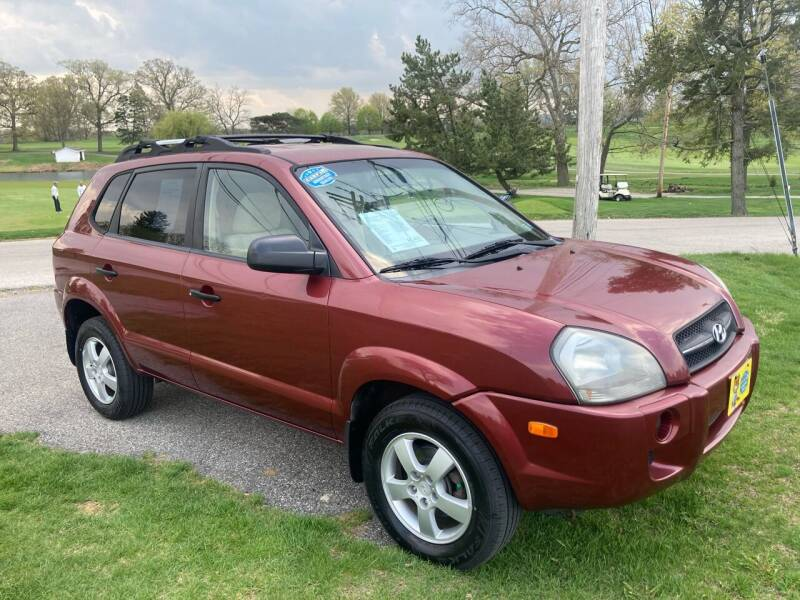 2006 Hyundai Tucson for sale at Good Value Cars Inc in Norristown PA
