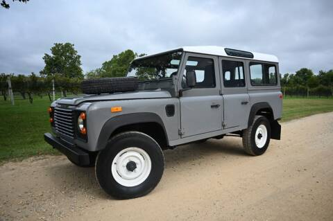 1992 Land Rover Defender for sale at McQueen Classics in Lewes DE