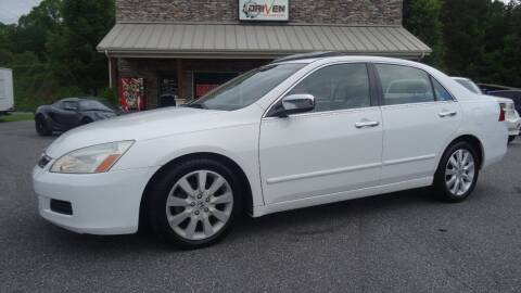 2007 Honda Accord for sale at Driven Pre-Owned in Lenoir NC