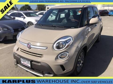 2014 FIAT 500L for sale at Karplus Warehouse in Pacoima CA