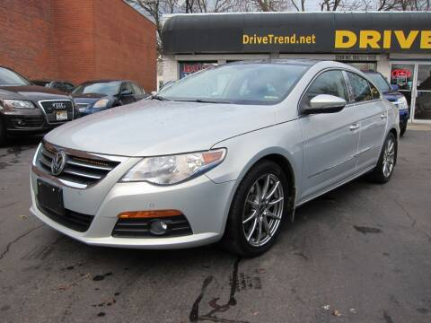 2010 Volkswagen CC for sale at DRIVE TREND in Cleveland OH