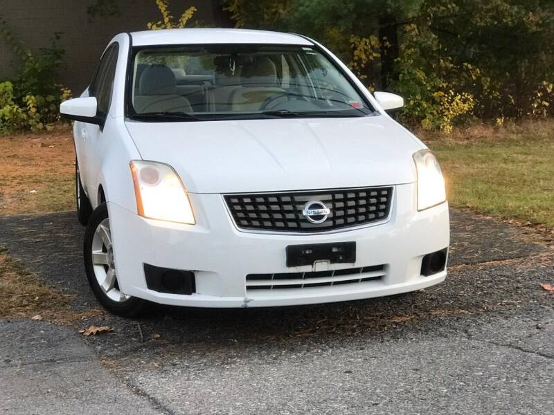 2007 Nissan Sentra for sale at Pak Auto Corp in Schenectady NY