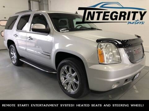 2011 GMC Yukon for sale at Integrity Motors, Inc. in Fond Du Lac WI