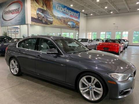 2013 BMW 3 Series for sale at Godspeed Motors in Charlotte NC