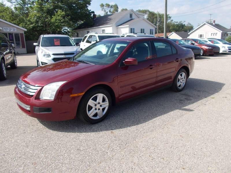 2006 Ford Fusion for sale at Jenison Auto Sales in Jenison MI