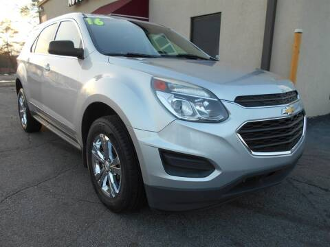 2016 Chevrolet Equinox for sale at AutoStar Norcross in Norcross GA