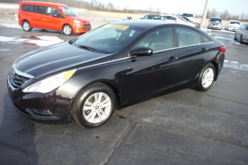 2012 Hyundai Sonata for sale at Bryan Auto Depot in Bryan OH