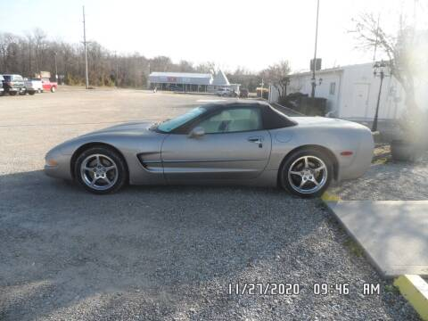 1998 Chevrolet Corvette for sale at Town and Country Motors in Warsaw MO