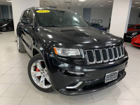 2014 Jeep Grand Cherokee for sale at Auto Mall of Springfield in Springfield IL
