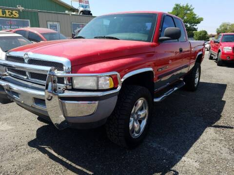 2001 Dodge Ram Pickup 1500 for sale at 2 Way Auto Sales in Spokane Valley WA