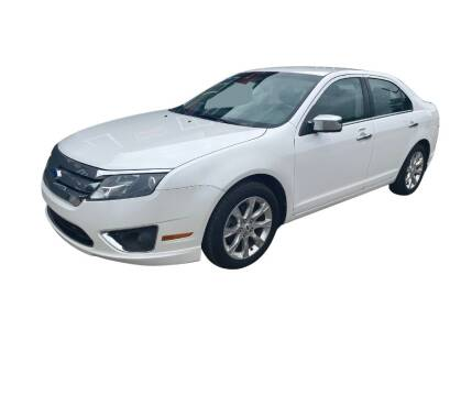 2011 Ford Fusion for sale at Averys Auto Group in Lapeer MI